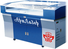 "CNC laser-engraving machine ""ArtLaser 1409"""